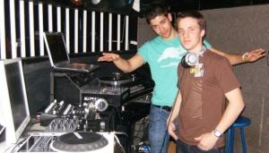 DJ Luke Studentenparty im G4 Wädenswil