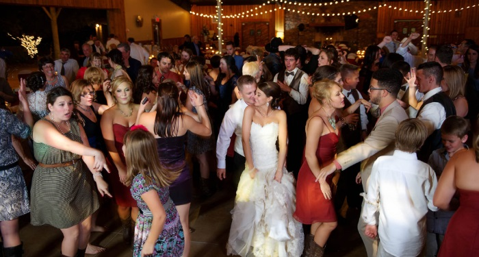 Hochzeitsparty DJ Luke