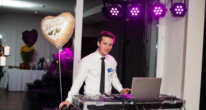 DJ Luke Hochzeits DJ