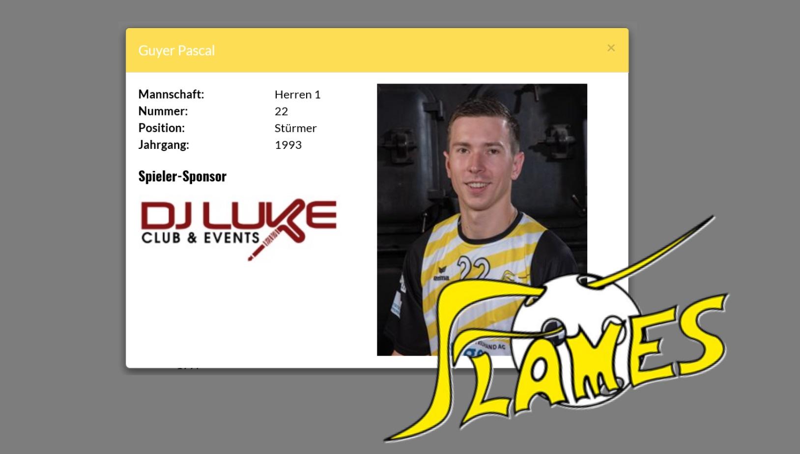 DJ Luke Sponsoring